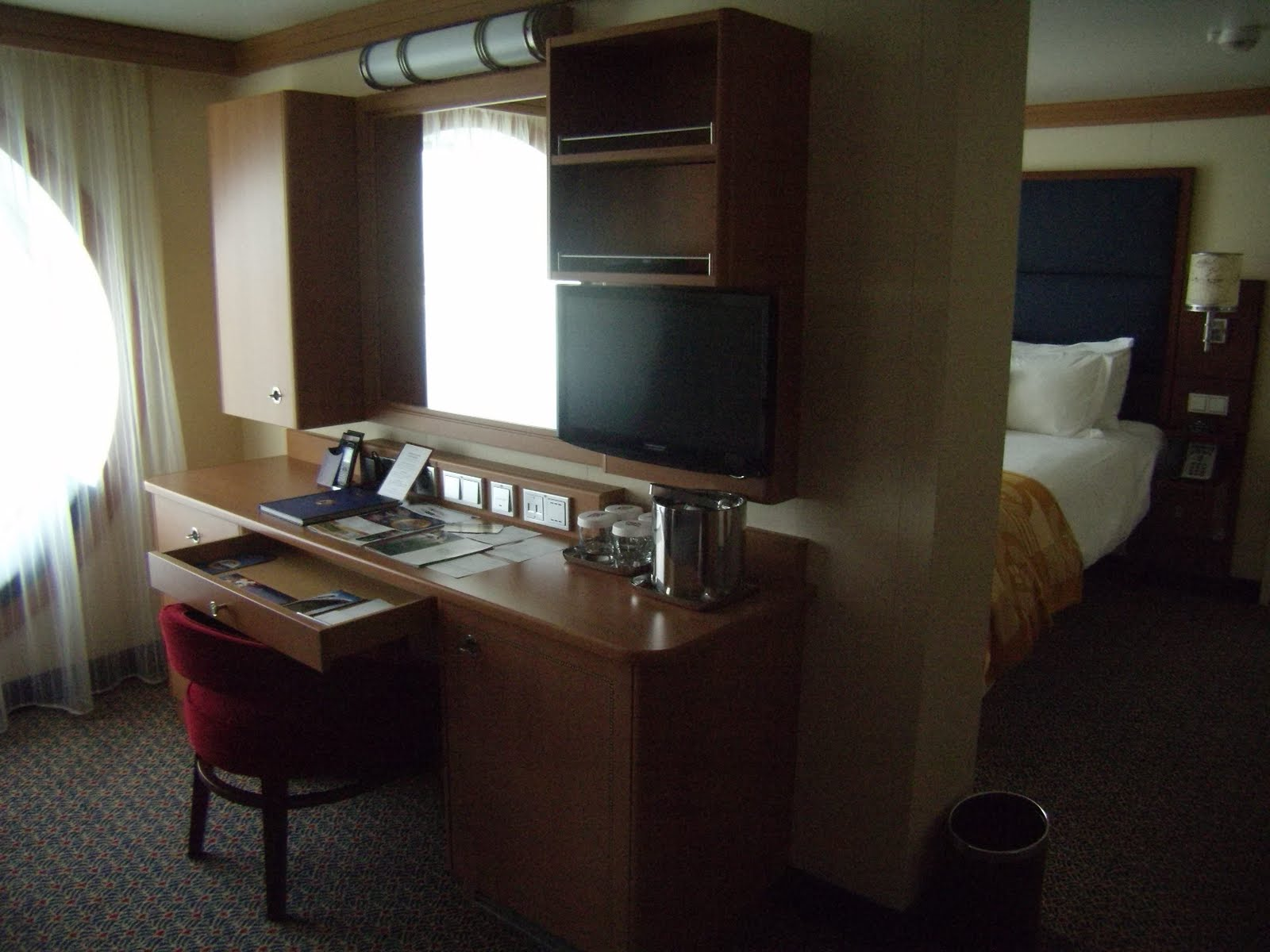 Williams Family Stateroom 5022 On The Disney Dream