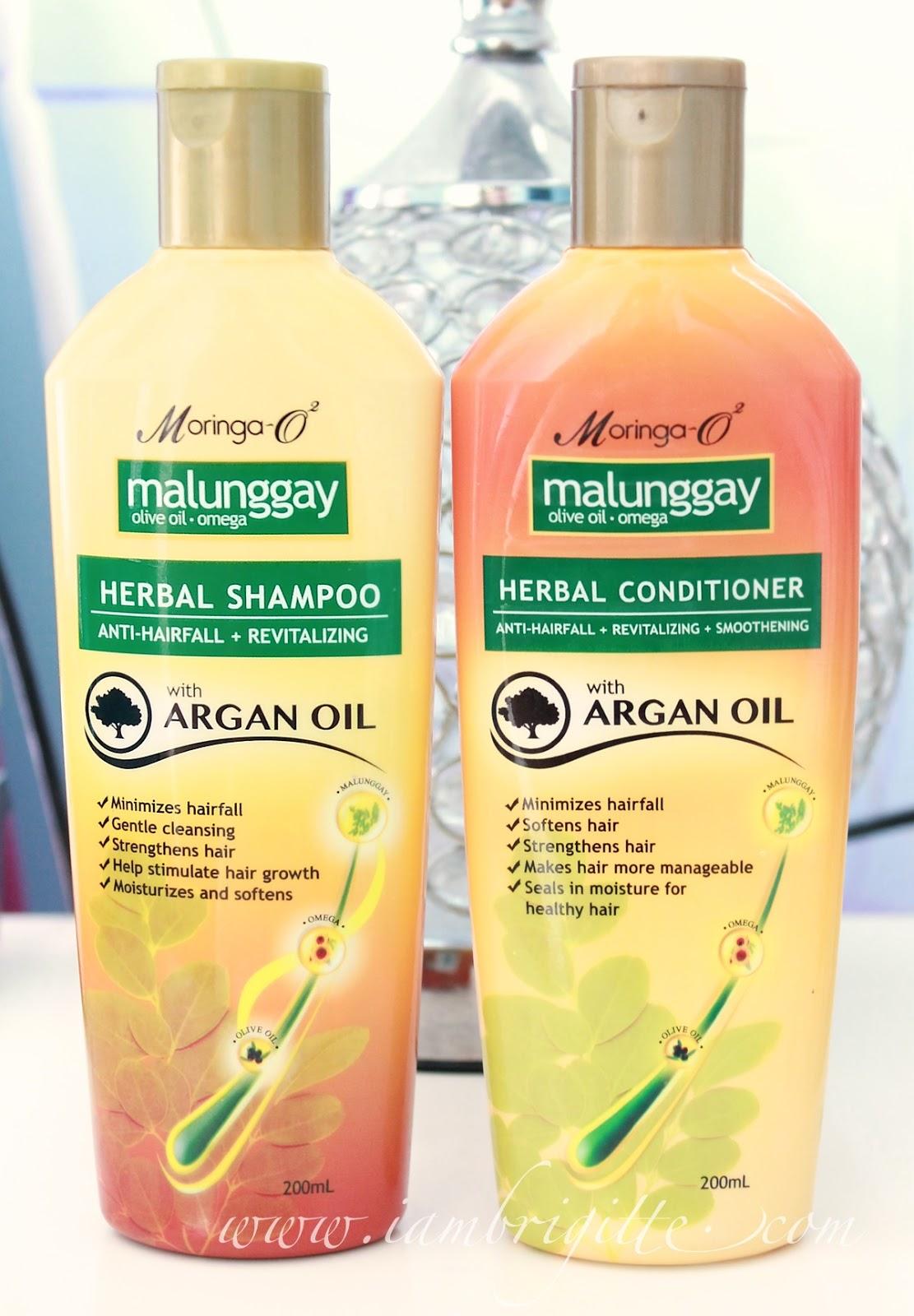 malunggay shampoo Moringa o herbal shampoo with argan oil brings together nature's powerful multi-vitamins malunggay (moringa) olive omega (sunflower) and argan oils.