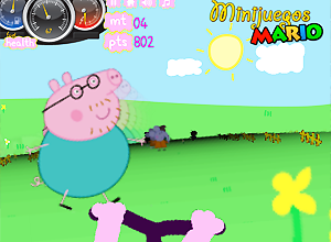 Peppa Pig Race