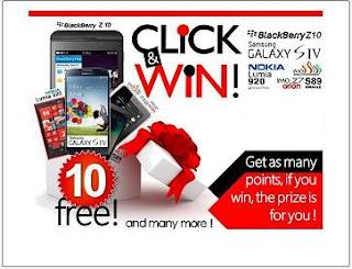 Berburu Blackberry Z10 dan Samsung Galaxy SIV