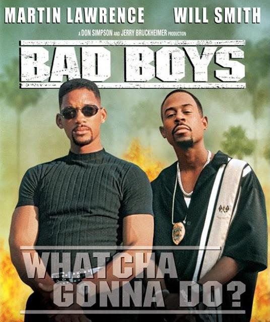 Bad Boys (1995) 1 คู่หู ขวาง นรก