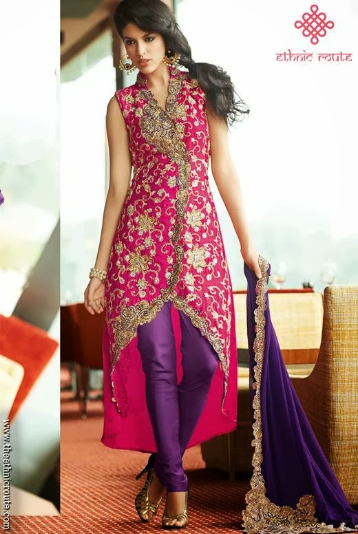 Party Wear Indian Dresses For Ladies - Discount Evening Dresses