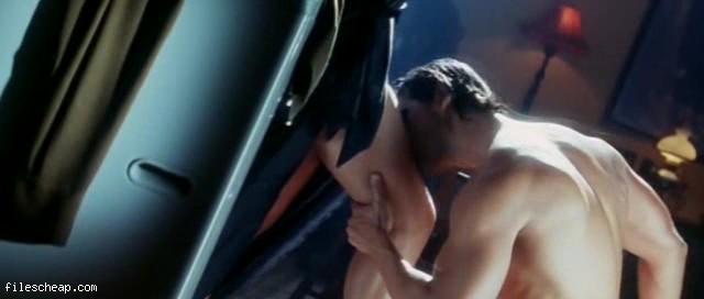 John abraham kissing scene