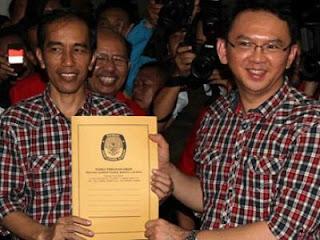 Profil Pasangan Jokowi - Ahok