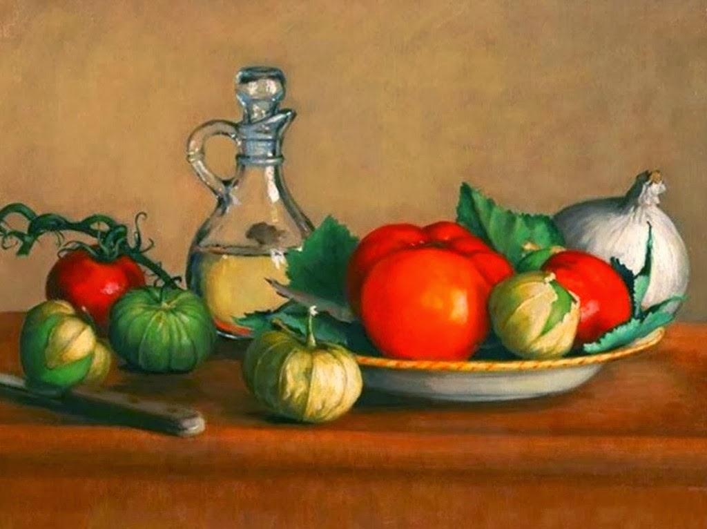 Cuadros modernos pinturas y dibujos bodegones exquisitos for Cuadros al oleo modernos para comedor