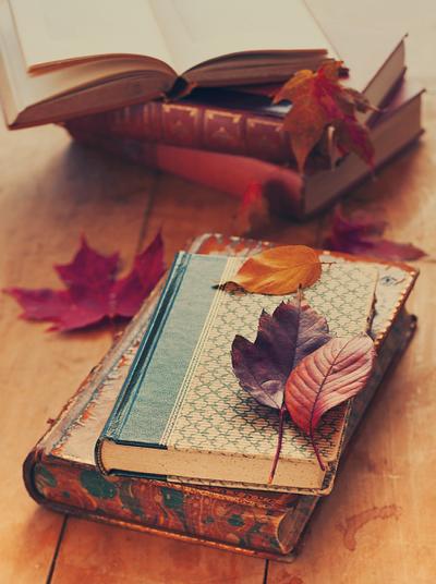 Kitaplar hayattır.