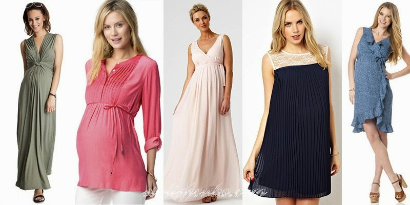 Spring Summer 2014 Maternity Fashion Trends