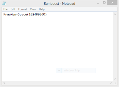 how to make a vbs file in notepad