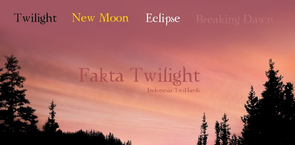 Fakta Twilight