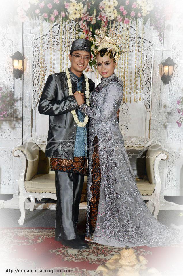 salah satu contoh model kebaya pengantin modern untuk tahun 2013