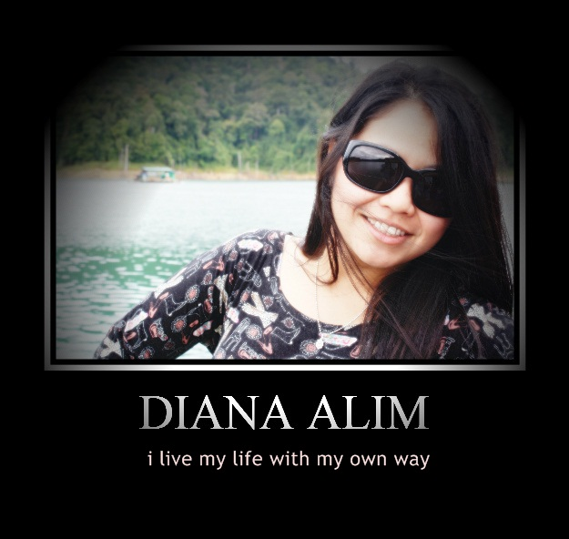 it's me diana alim...