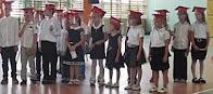 W pierwszej klasie