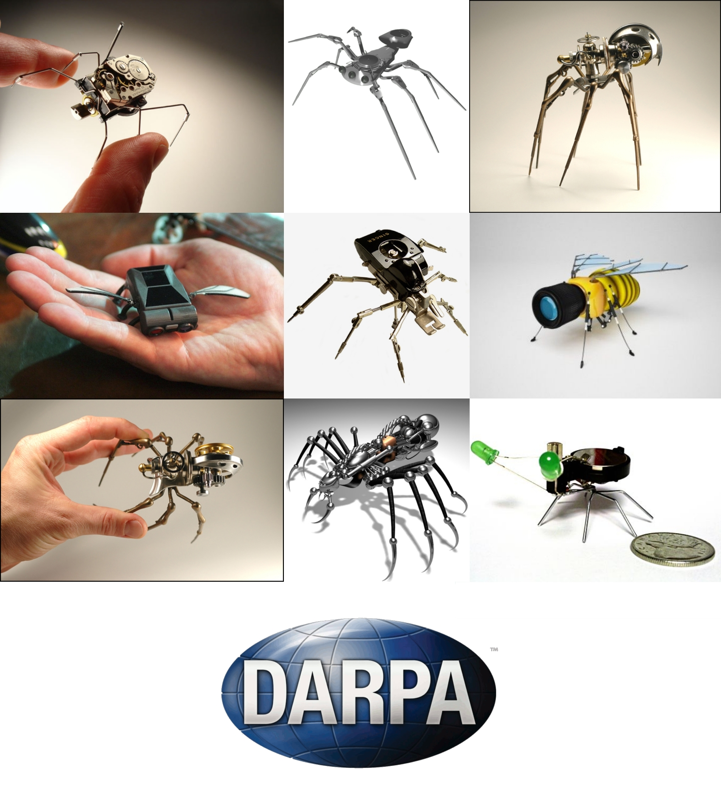 darpa secret projects