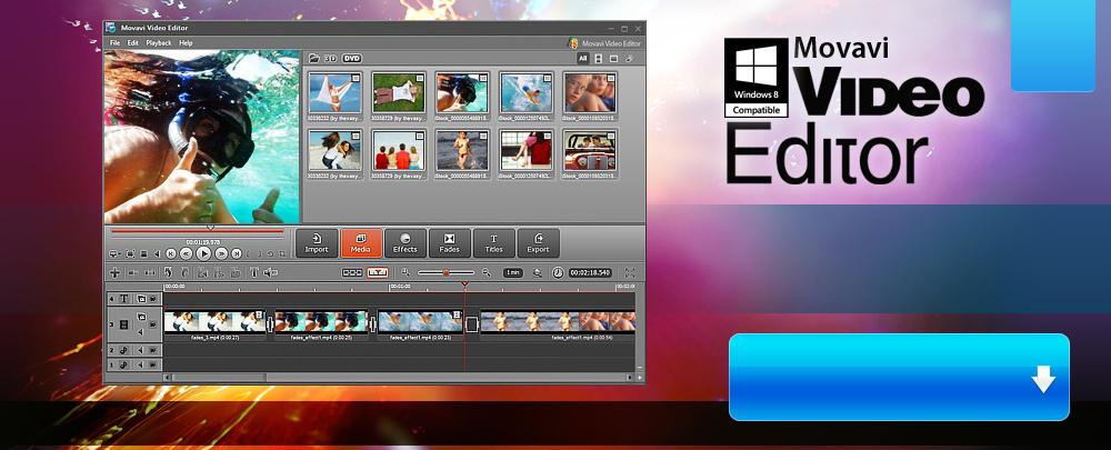 Aplikasi edit video editor kali ini, sobat bisa download secara free