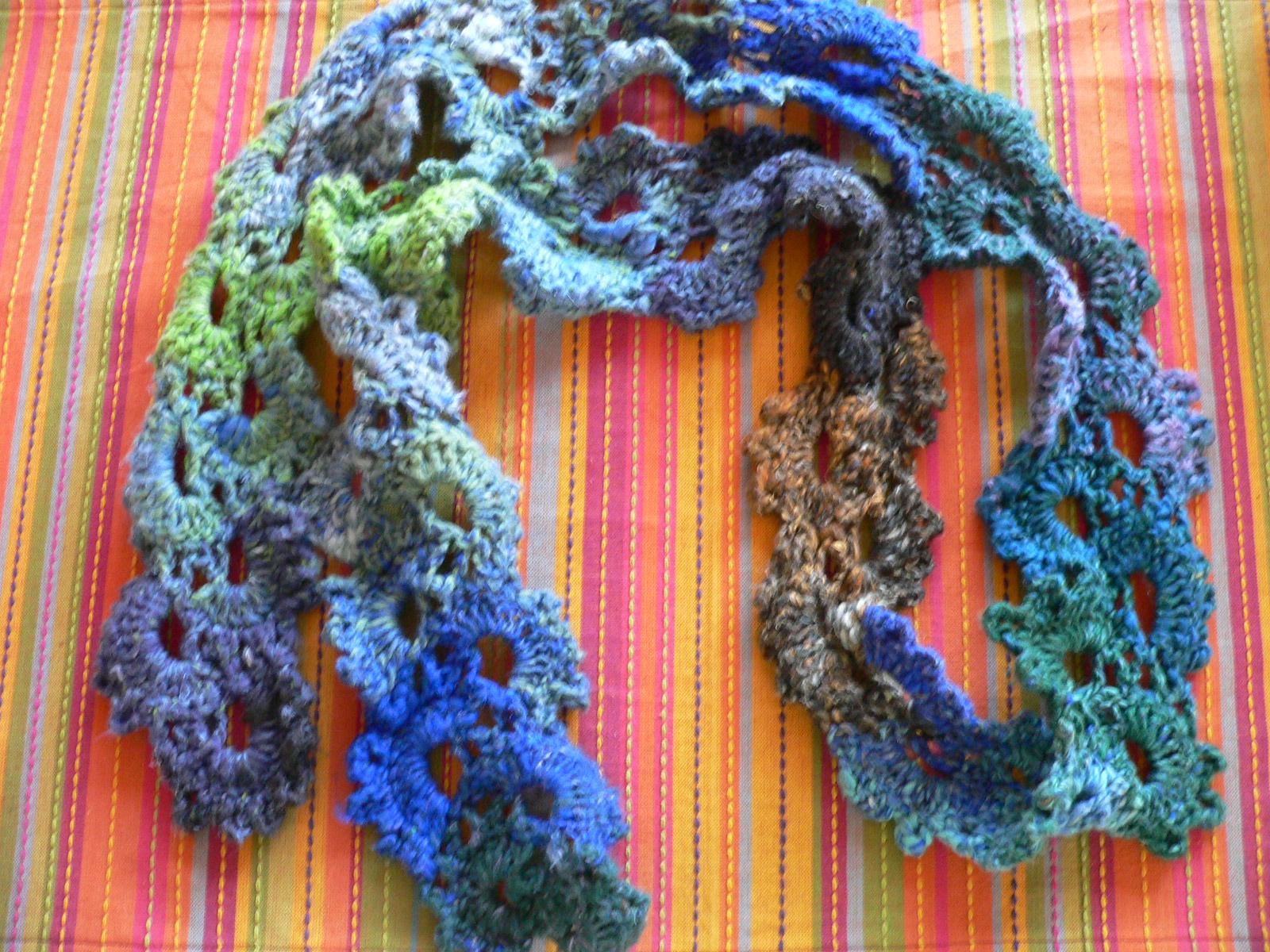 Knitting Ideas For Summer : Blickfangquilts and knits summer crochet
