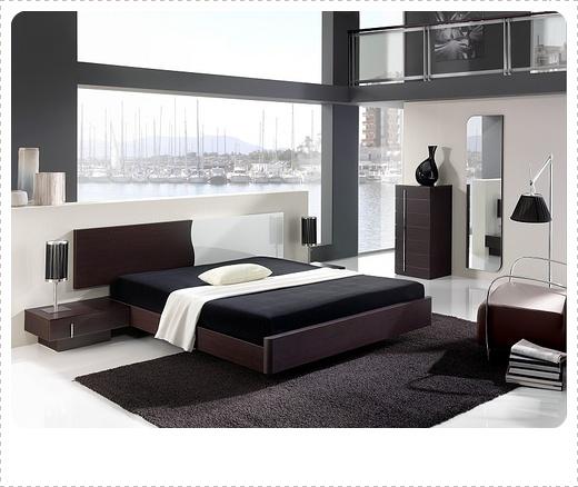Kamar Tidur design Minimalis