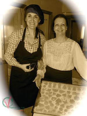 Alicia y Mariam.