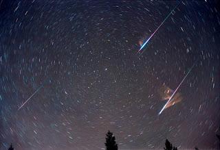 lluvia de estrellas bootidas geminidas