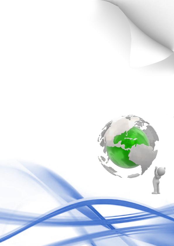 Background Cover (A4) Bumi Itu Bulat