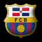 Club Barcelona Atlético equipo a vencer Liga Mayor