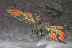 The popular Kaiju from the Godzilla Vs. Mothra joins the S.H.MonsterArts series.