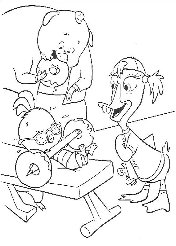 Printable Coloring Pages March