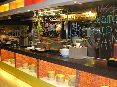 We endure decided to stimulate their nutrient today as well as the house is huge Singapore attractions : Buffet Town