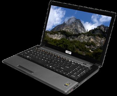 Strata 5330 Laptop from ZaReason ubuntu 11.04