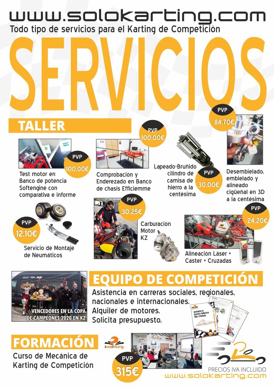 SERVICIOS SOLOKARTING