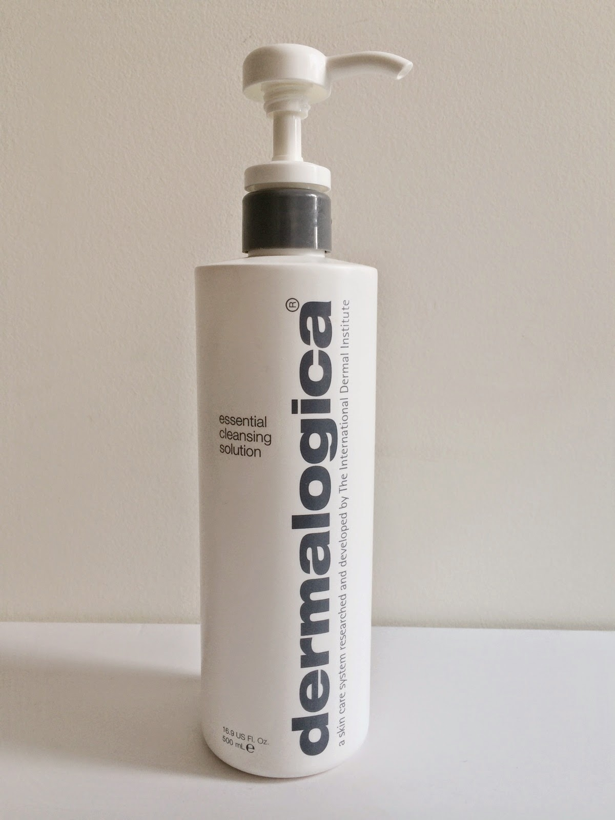 dermalogica essential cleansing solution review