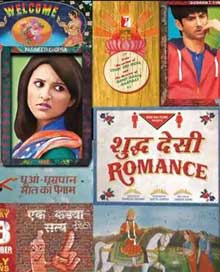 Shuddh Desi Romance Cast and Crew