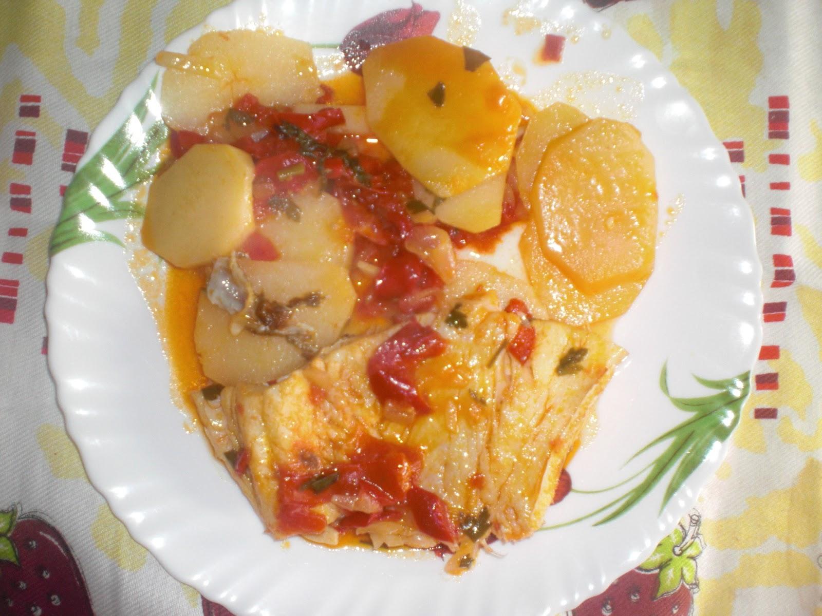 Estelapizdeojos bacalao guisado - Bacalao guisado con patatas ...