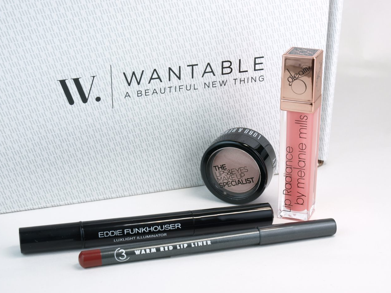 Wantable December 2014 Collection: Review and Swatches