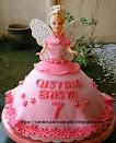 3d Princess Cake