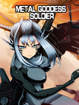 Iron Ladies- Metal Goddess Soldier