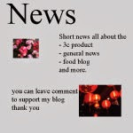 short news, short post in 3hiung grocery