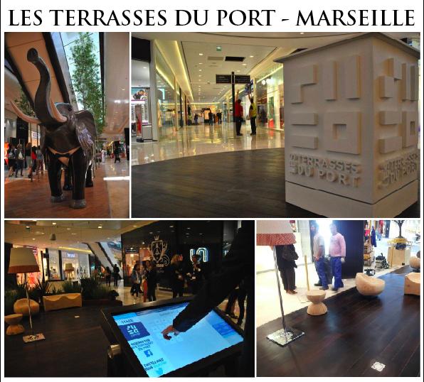 Parquet deco var 900 m2 de parquet aux terrasses du port de marseille - Les terrasses du port marseille ...
