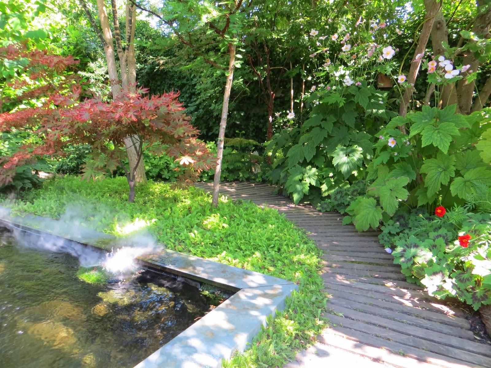 Trädgård Grus : Almbacken