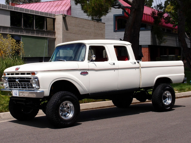 all classic cars nz ford f 250 crew cab 4x4 1966. Black Bedroom Furniture Sets. Home Design Ideas