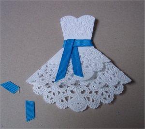 Vestidos de novia con blondas 13