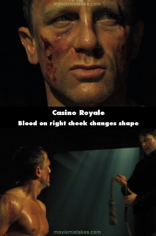 Moviemistakes casino royale famous casino robberies