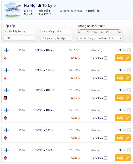 Vé máy bay đi Tokyo giá rẻ 2015_2