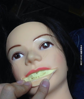 Búp bê tình dục nhật bản sexy ko kém gì hotgirls 10
