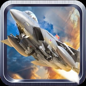 لعبة حرب الطائرات اندرويد - 3D Air Fighter Android