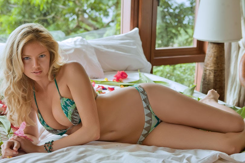 All About Sports Kate Upton Hot Player