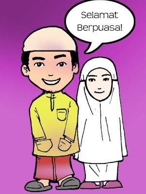Jadwal Puasa Ramadhan 1434/H
