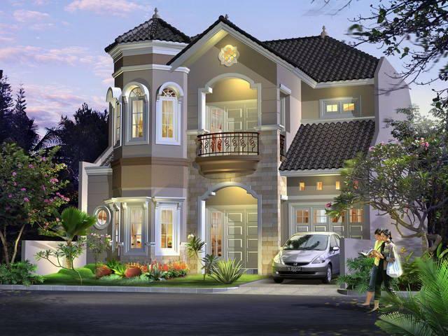 Design Rumah Moden Kontemporari Bermandikan Cahaya