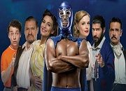 Blue Demon 3 novela