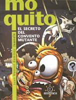 Moquito,Juan Manuel Ramirez,Resistencia  tienda de comics en México distrito federal, venta de comics en México df