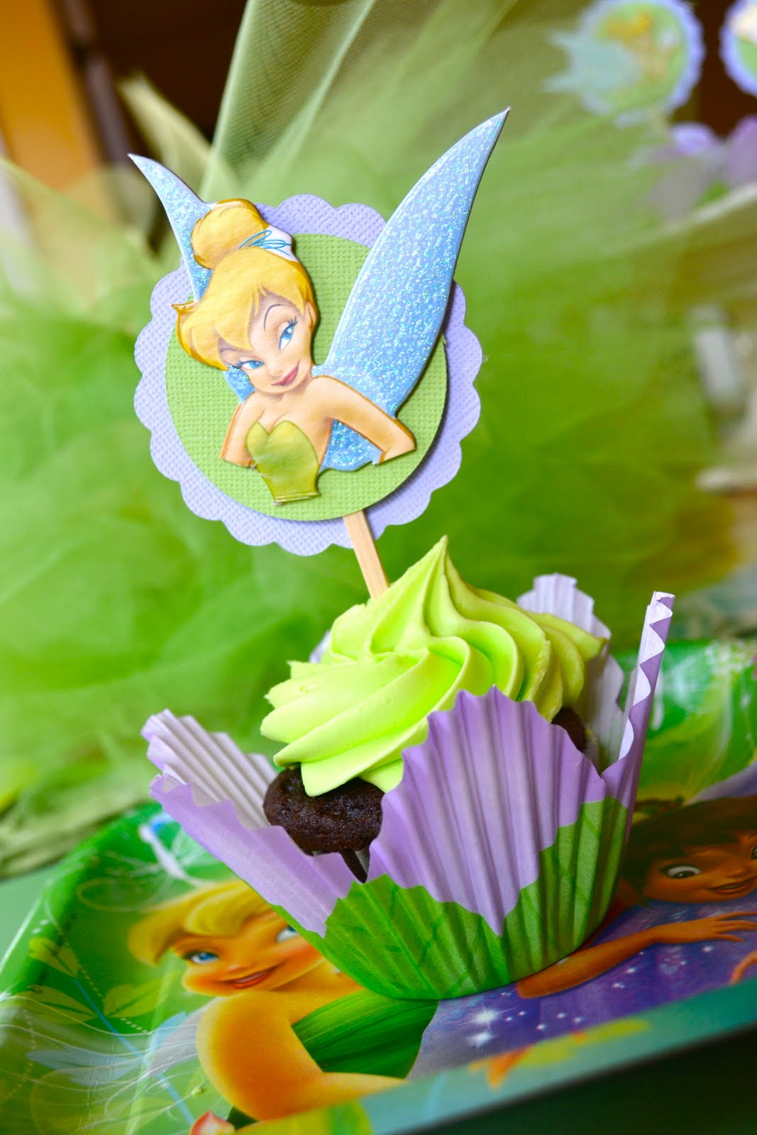 First Lady of the House: {The TinkerBell Party} Part 1